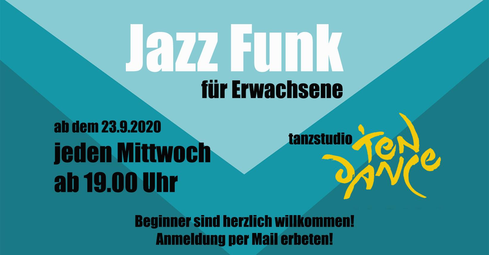 Bild Jazzdance für Erwachsene